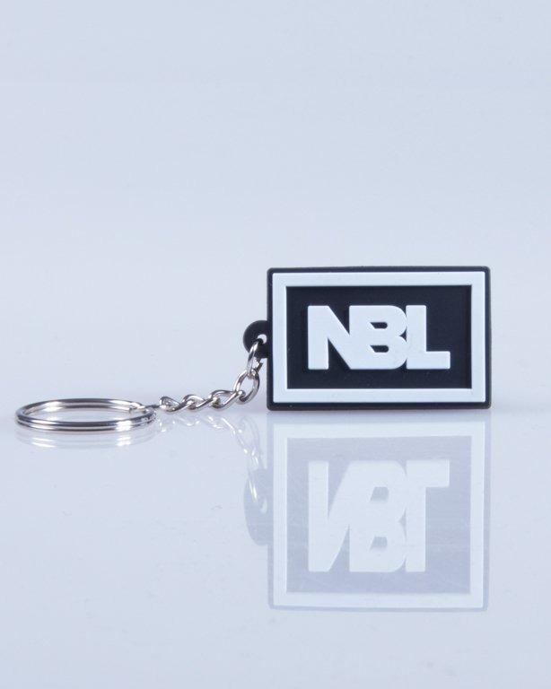 Brelok New Bad Line Icon 3d Black-White
