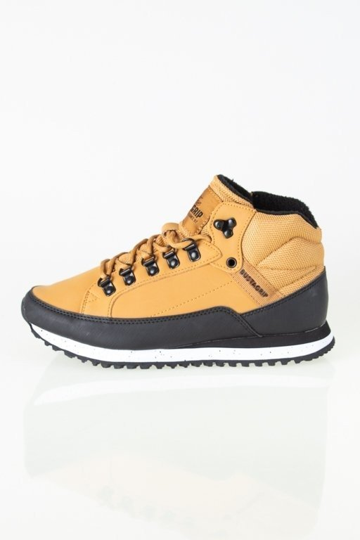 Buty Bustagrip Forester Bgs-0938yel Yellow