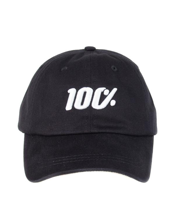 Cap Stoprocent Daddyshat 100 Black