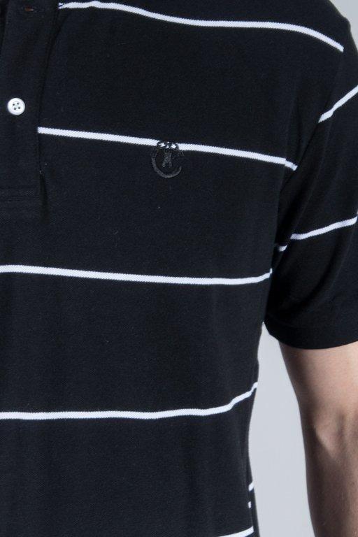 Crooks&Castles Koszulka T-Shirt Koszulka Polo Field Black