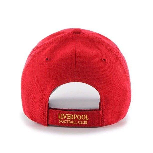 Czapka 47 Brand Liverpool Fc Red