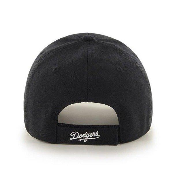 Czapka 47 Brand Los Angeles Dodgers Black