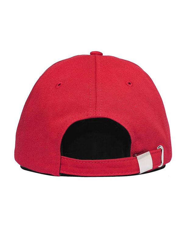 Czapka Prosto 6Panel Shield Red
