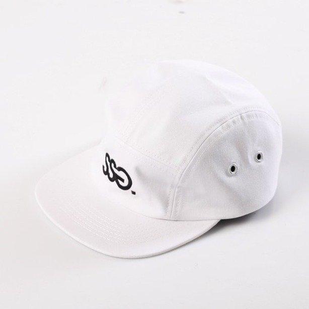 Czapka SSG 5panel Classic White