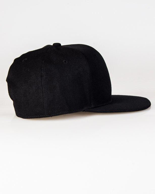 Czapka True Spin Snapback Clear Black