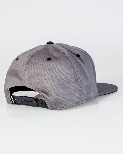 Czapka True Spin Snapback Sup Grey