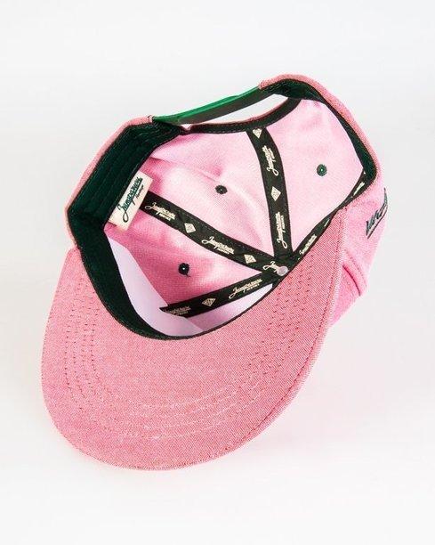Czapka True Spin Snapback Yalta Pink