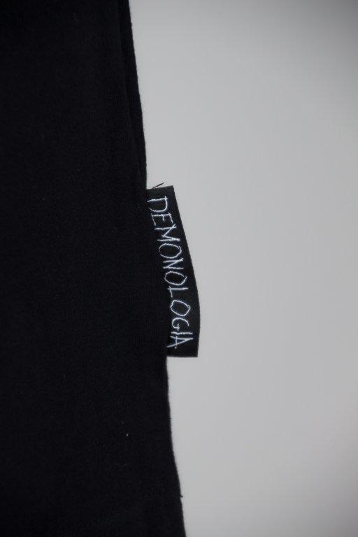 DEMONOLOGIA T-SHIRT JARAJ SIĘ BLACK