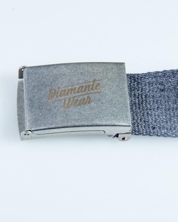DIAMANTE WEAR BELT DIAMANTE GREY-SILVER