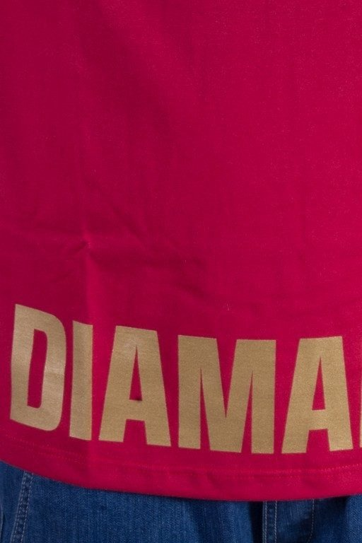 DIAMANTE WEAR KOSZULKA D-DOWN BRICK-GOLD
