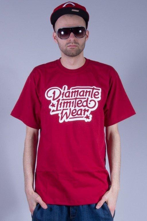 DIAMANTE WEAR KOSZULKA DLW CLASSIC RED