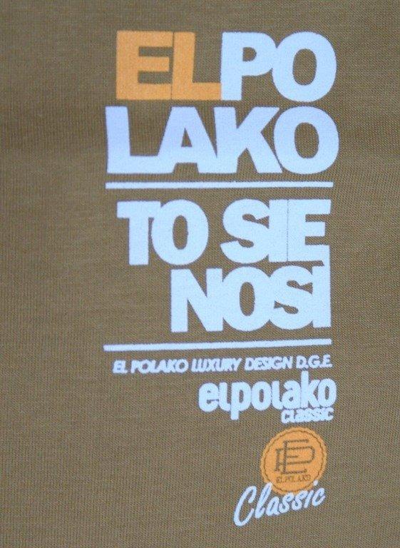EL POLAKO KOSZULKA CALSSIC 2013 OLIV