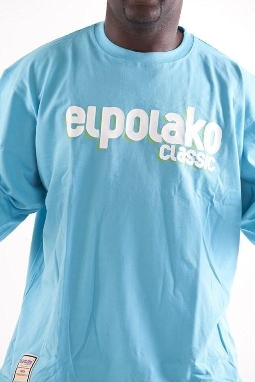 EL POLAKO KOSZULKA CLASSIC NEW BLUE
