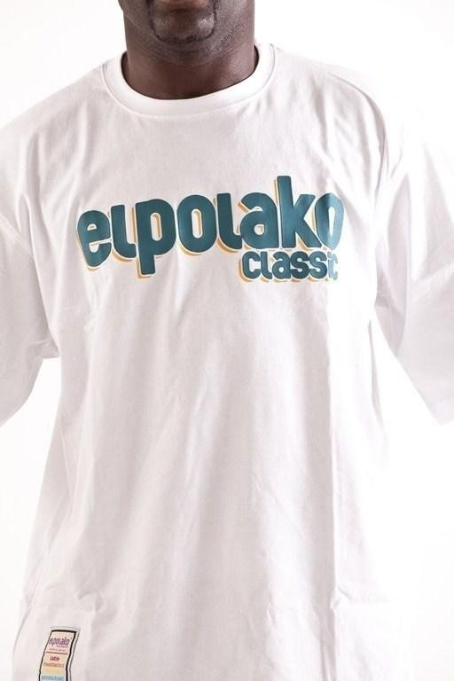 EL POLAKO KOSZULKA CLASSIC NEW WHITE
