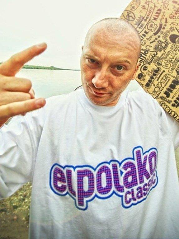 EL POLAKO KOSZULKA CLASSIC WHITE