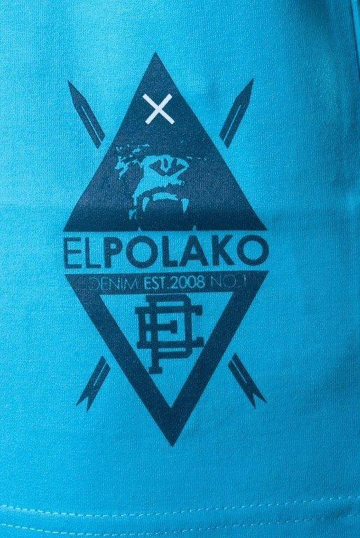 EL POLAKO KOSZULKA KEEP CALM BLUE