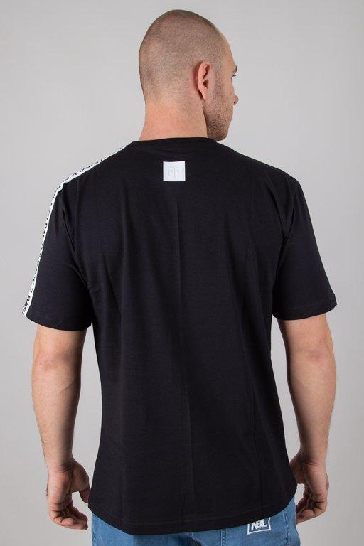 EL POLAKO T-SHIRT BOX STYLE BLACK