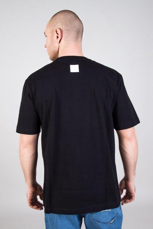 EL POLAKO T-SHIRT HANDWRITTEN BLACK