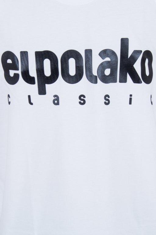 EL POLAKO TANK TOP LOGO CLASSIC WHITE