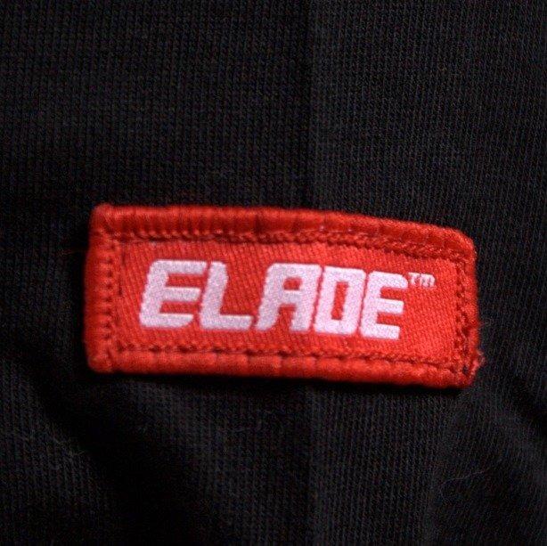 ELADE LONGSLEEVE CLIDE GRAY-BLACK