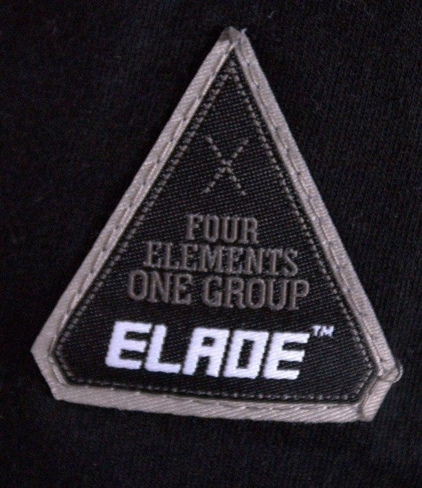ELADE LONGSLEEVE ICON BLACK