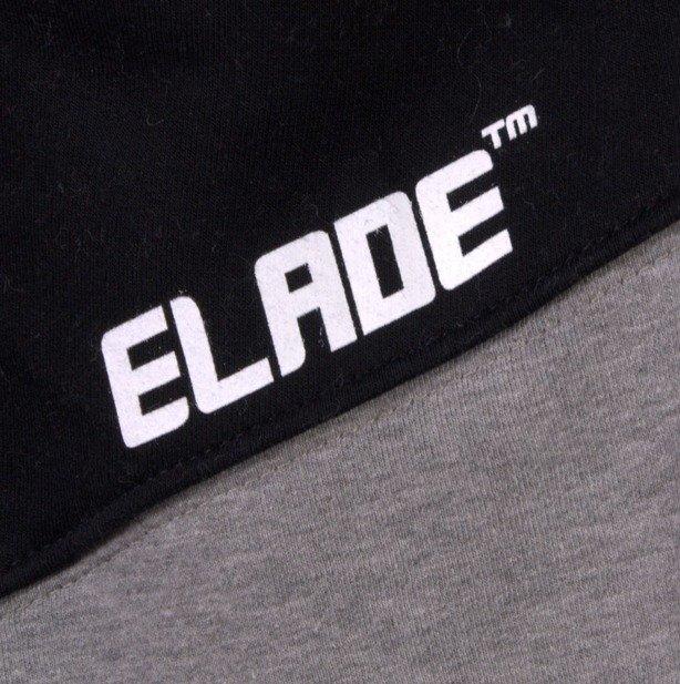 ELADE SPODNIE DRESOWE UNION GREY-BLACK
