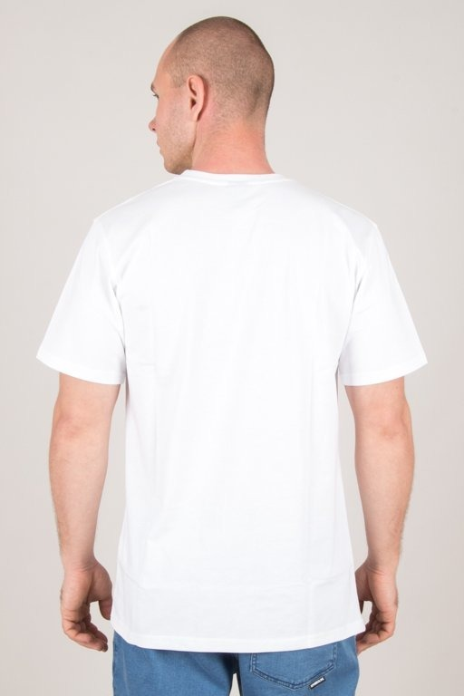 ELADE T-SHIRT NOT STATIC WHITE