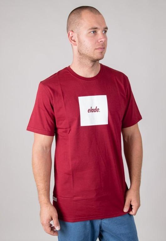 Elade Koszulka T-shirt Box Logo Brick
