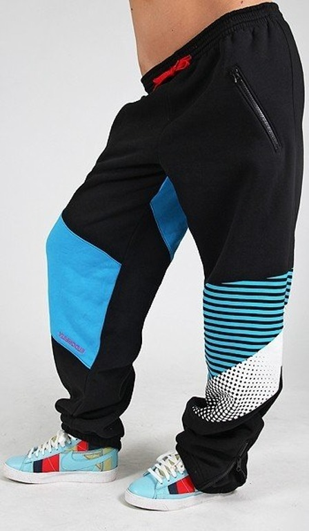 Endorfina Spodnie Dresowe Cut Black