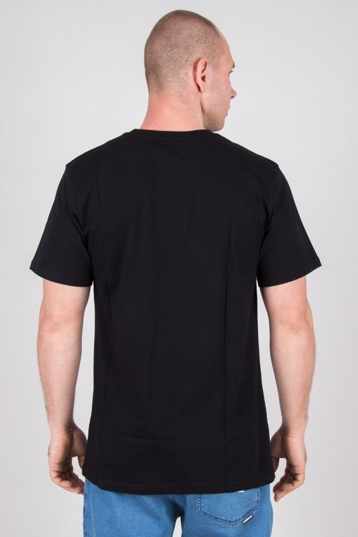 Koszulak Elade Con Glitch Black