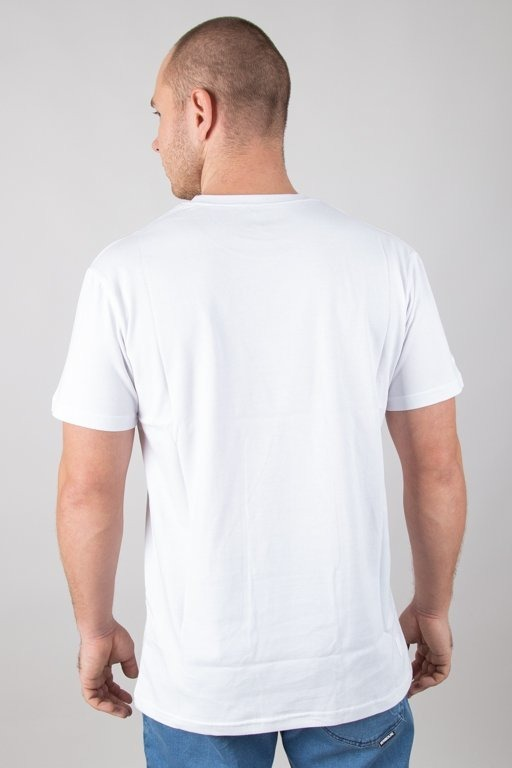 Koszulka Bor Crew White