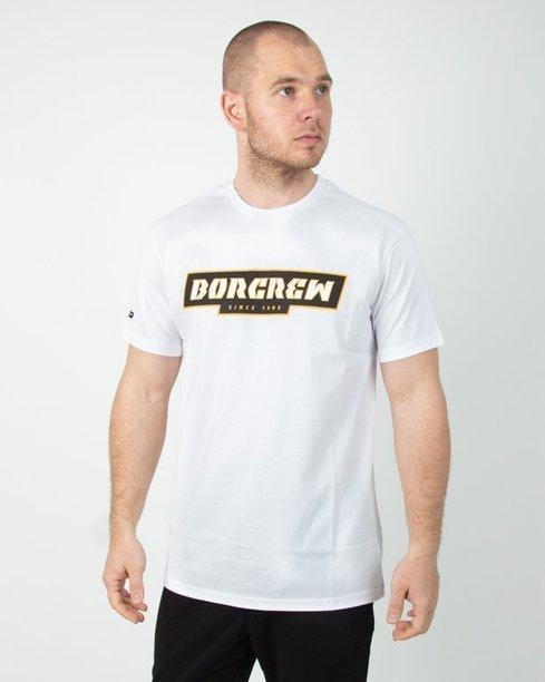 Koszulka Bor Harley White