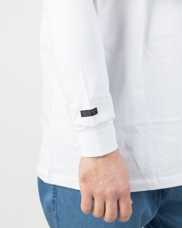 Koszulka Bor Longsleeve Bor New White