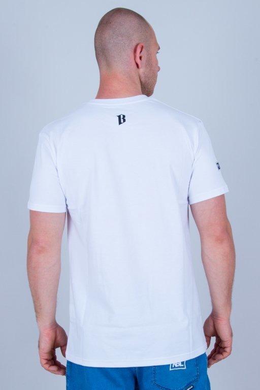 Koszulka Bor Money White