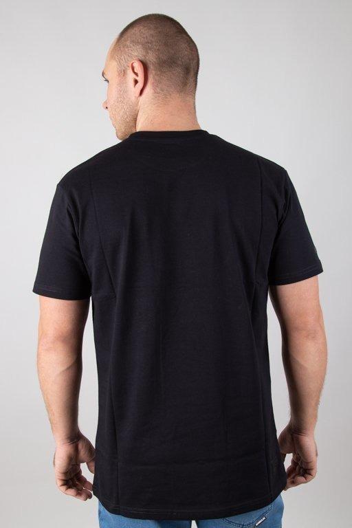 Koszulka Bor Praga Black
