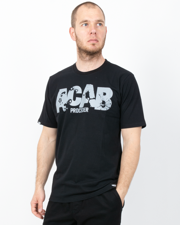 Koszulka Chada Acab Black