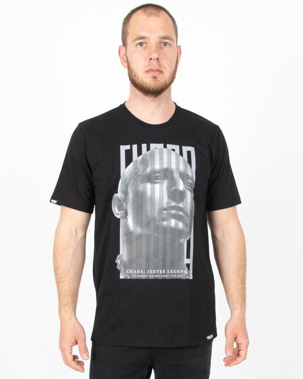 Koszulka Chada Jesteś Legendą Black