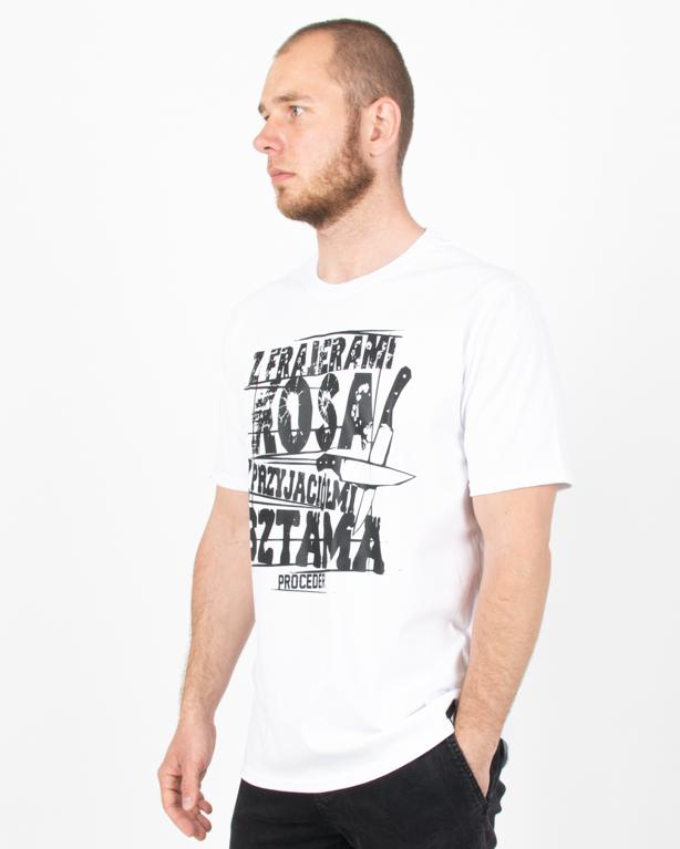 Koszulka Chada Kosa White