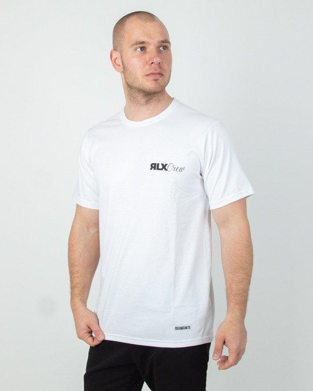 Koszulka Diamante Wear Całą Noc & Cały Dzień White
