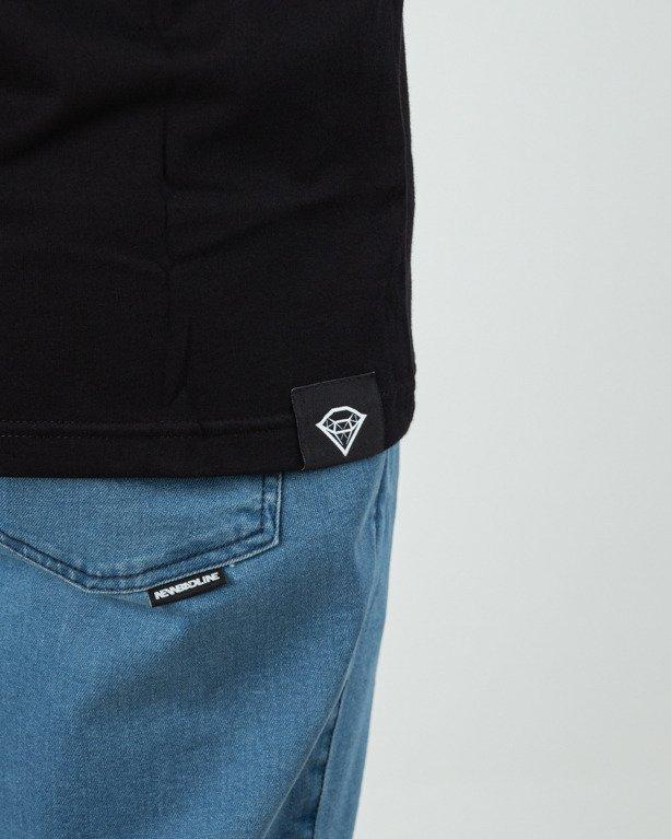 Koszulka Diamante Wear Smokers Club Black