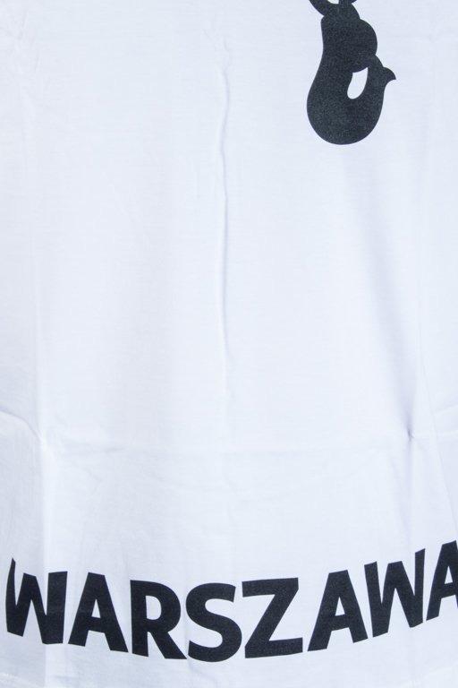 Koszulka Diamante Wear Tank Top Warszawa White
