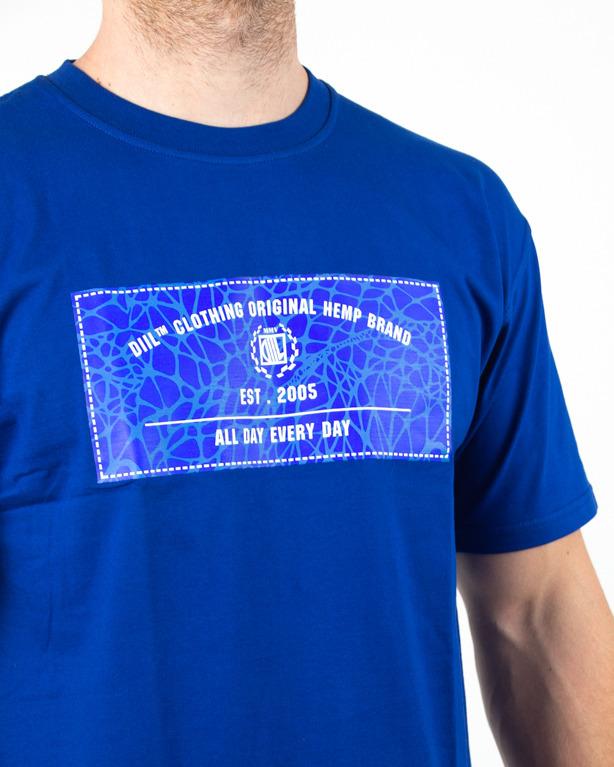 Koszulka Diil Aded Blue