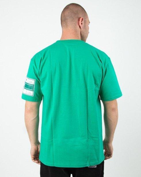 Koszulka Diil Tabbed Green