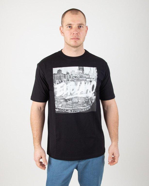 Koszulka El Polako Destroyed Town Black