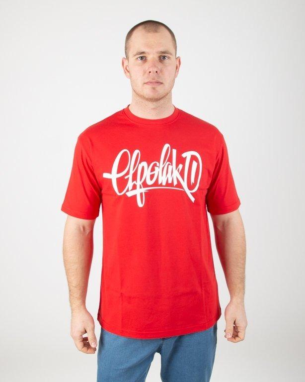 Koszulka El Polako Handmade Red