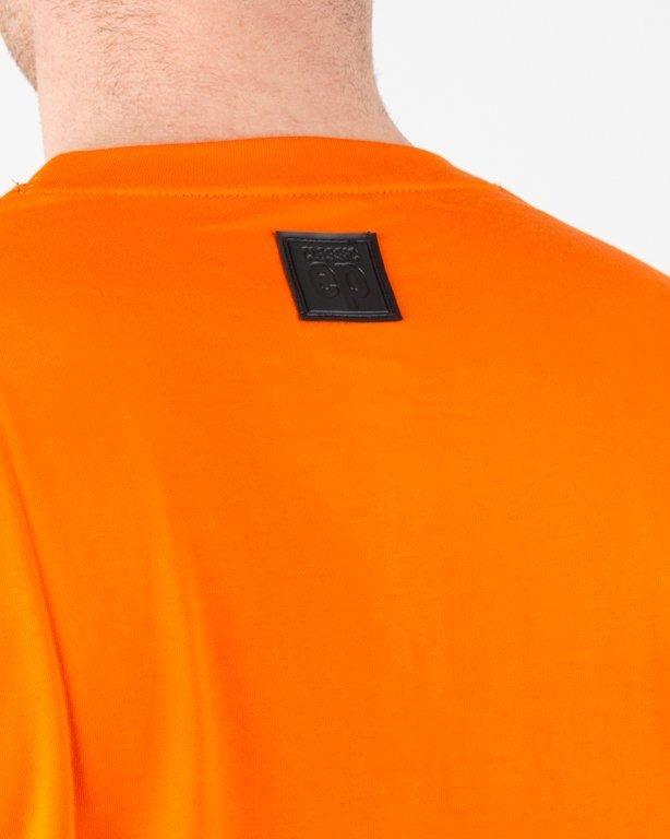 Koszulka El Polako Mini Logo Orange