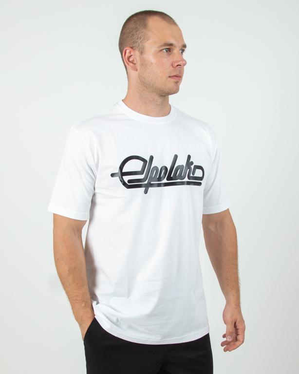 Koszulka El Polako SSP White