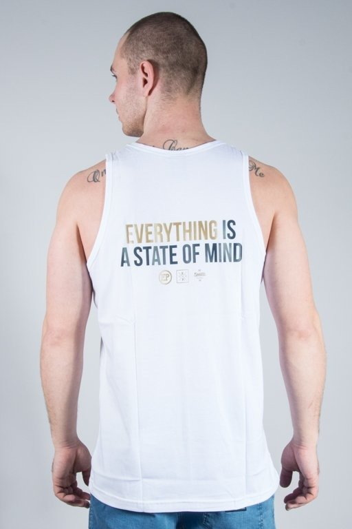 Koszulka El Polako Tank Top Mind White