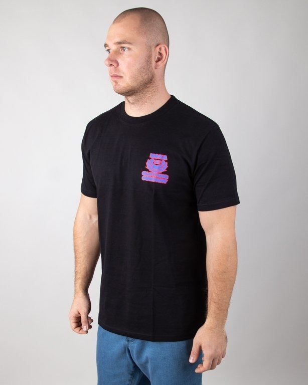 Koszulka Koka Blurry Black