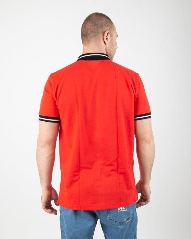 Koszulka Koszulka Patriotic Polo Cls Red